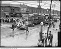 Truck and streetcar accident, Danforth Avenue.jpg
