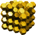 Truncated octahedra yellow.png