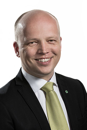Norwegian local elections, 2015 - Image: Trygve S Vedum kandidater Sp, stortingsvalget 2013