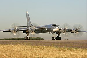 Tu-95 at Engels in July 2006.jpg