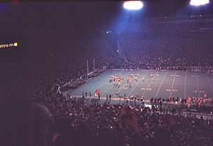 Battle for the Rag - The December 1973 matchup at Tulane Stadium