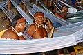 Tupi-Guarani attendees at the Conferência Nacional dos Povos Indígenas (2006).jpg