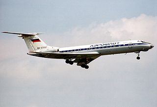 Aeroflot Flight 2808 1992 Tu-134 crash in Ivanovo