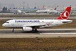 Turkish Airlines, TC-JLV, Airbus A319-132 (16268664358) (2).jpg