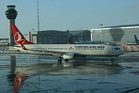 TC-JYA - B739 - Turkish Airlines