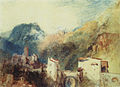 Turner A castle in the Val d'Aosta, Italy.jpg