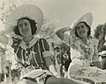 Two young ladies enjoying a day out at the regatta, Brisbane (4903140583).jpg