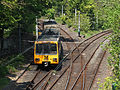 Tyne and Wear Metro No 4007, South Gosforth Junction, 24 May 2012.jpg