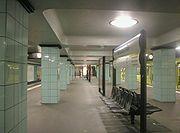 U-Bahn Berlin Hermannstraße 1