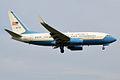 U.S. Air Force, 05-0730, Boeing C-40C (737-7DM) (17505355354).jpg