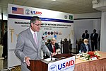 U.S. Ambassador and Power Information Technology Company CEO Commemorate Opening of Network Operations Center in Lahore (15239288998).jpg