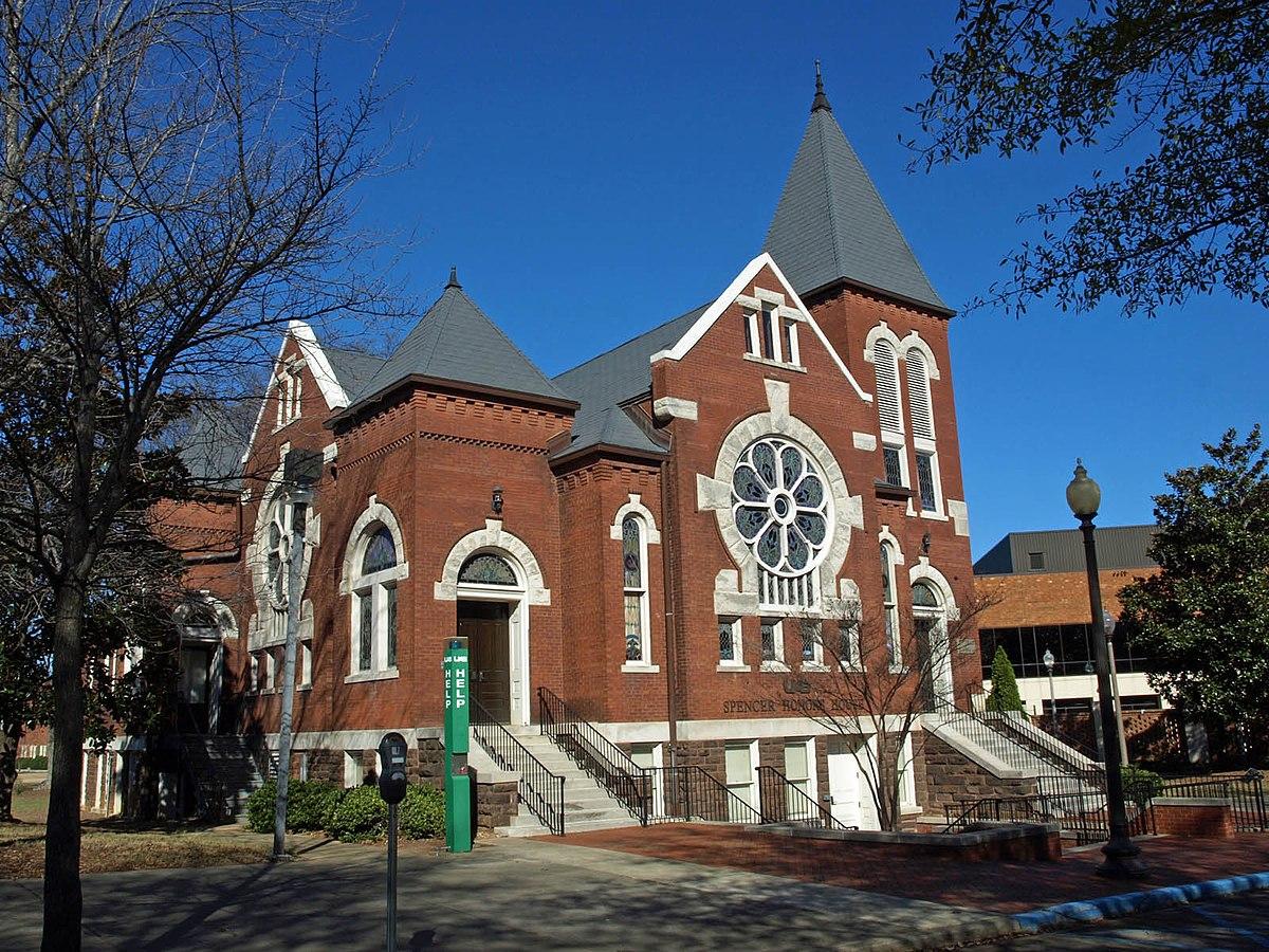 Second Presbyterian Church (Birmingham, Alabama) - Wikipedia