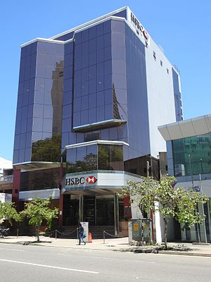 HSBC Sri Lanka - Union Place branch in March 2017.