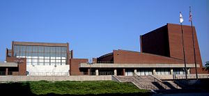 UIUC College of Fine and Applied Arts - Krannert Center for the Performing Arts