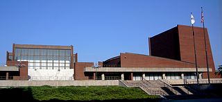 Krannert Center for the Performing Arts performing arts complex at the University of Illinois at Urbana–Champaign
