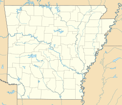 Avilla, Arkansas is located in Arkansas