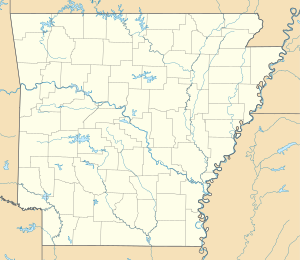Eaker AFB is located in Arkansas