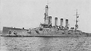 USS Maryland (ACR-8)