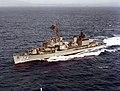 USS Basilone (DD-824) underway off Hawaii in February 1966.jpg