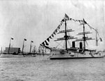 USS Chicago saluting, 1893 cph.3b18597.jpg