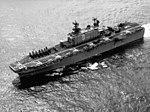 USS Peleliu (LHA-5) off Peleliu Island in 1984.jpg