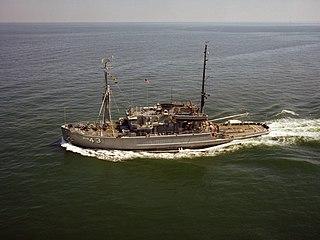 USS <i>Recovery</i> (ARS-43)