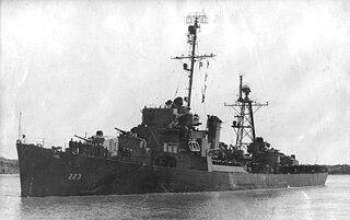 USS <i>Spangenberg</i> (DE-223)