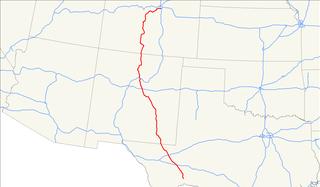U.S. Route 285