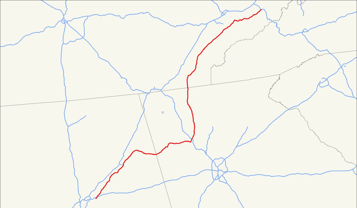 US Route 411 Wikipedia