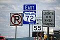 US 72 Sign - Corridor V (26890471273).jpg