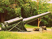 US M1895 12 inch gun on Corregidor Flickr 7607753008