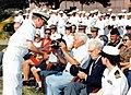 US Navy 020604-N-1199B-001 Battle of Midway Memorial ceremony, NTTC Corry Station, Pensacola, FL.jpg