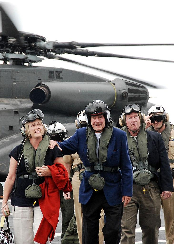 file us navy 090526 n 1981m 126 former u s president