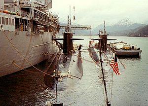 Sandbank, Argyll - US Submarine Base, Western Scotland, UK - panoramio