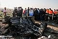 Ukraine Air Boeing 737 Crashes in Southern Tehran 2020-01-08 15.jpg