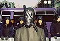 Ukrainian journalist (mask of Maidan) 2013.jpg