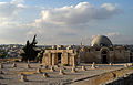 Umayyad Mosque, Amman Citadel 03.jpg