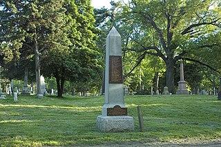 Union Confederate Monument