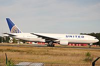 N228UA - B772 - United Airlines