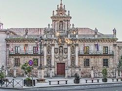 Universidad de Valladolid. Fachada.jpg