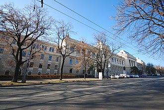 Alexandru Ioan Cuza University - Image: Universitatea Alexandru Ioan Cuza Iasi 02