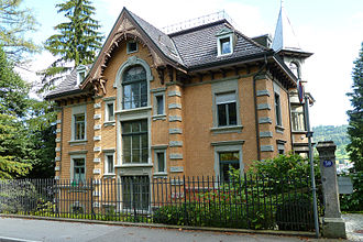 University of St. Gallen - The Institute of European and International Business Law