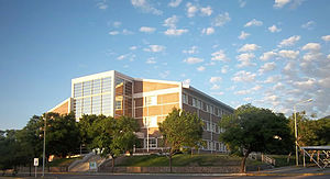 National University of La Rioja -  Sede capital