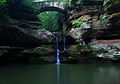 Upper-waterfalls-old-mans-cave - West Virginia - ForestWander.jpg