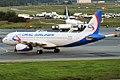 Ural Airlines, VQ-BGJ, Airbus A320-232 (36416035163).jpg