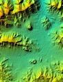 Uran-Togoo Tulga Uul Natural Monument Topography.tif