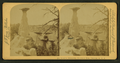Ute medicine monument, Monument Park, Colorado, U.S.A, from Robert N. Dennis collection of stereoscopic views.png