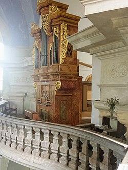 Utery, Kostel svateho Jana Krtitele, varhany (6).jpg