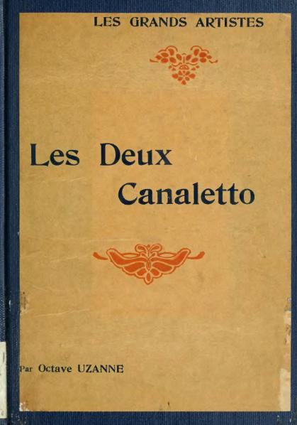 File:Uzanne - Les Deux Canaletto, Laurens.djvu