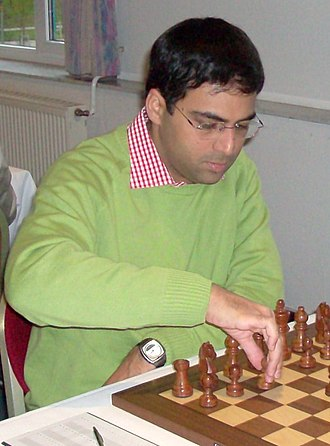 Viswanathan Anand - Anand in 2007